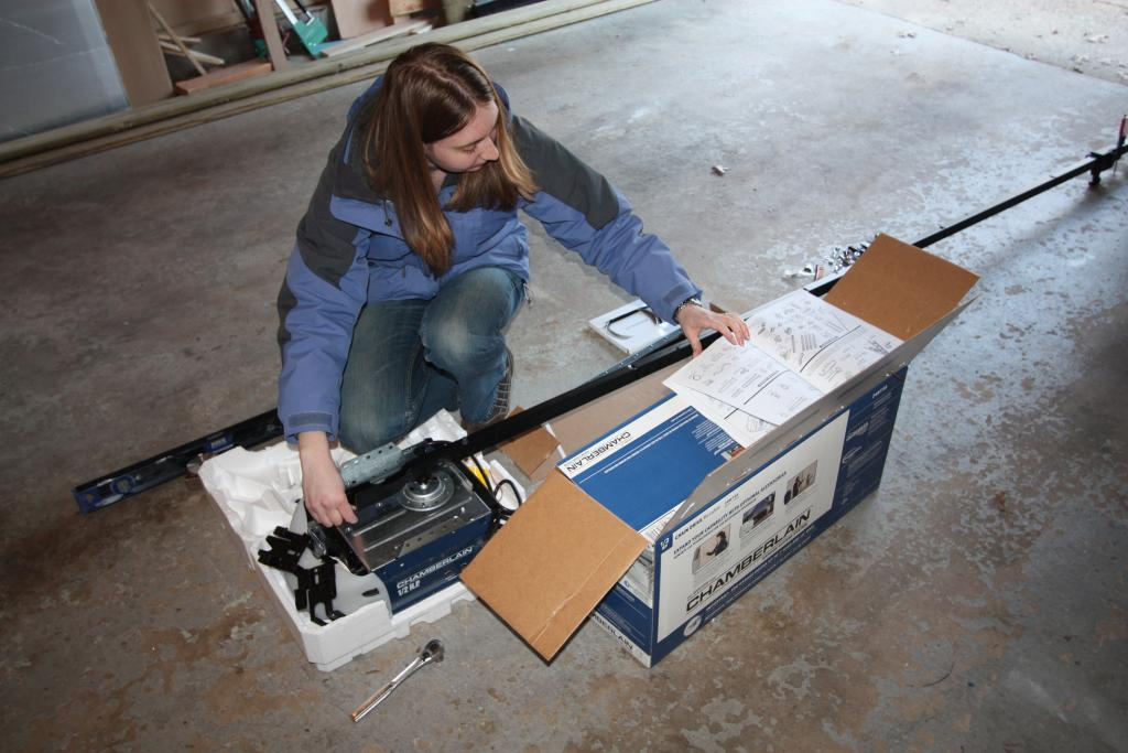 things to consider before you get a new garage door opener b