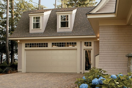 5 types of garage door materials to choose from blog for Garage door materials
