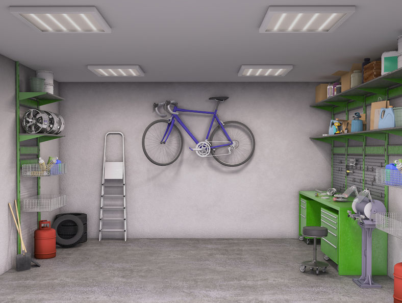 Garage Upgrade Ideas