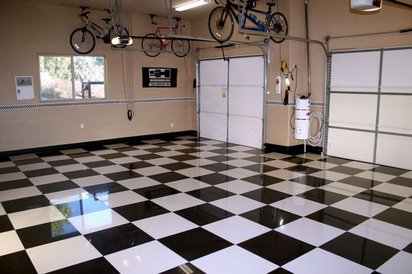 5 Beautiful Flooring Ideas for Your Garage