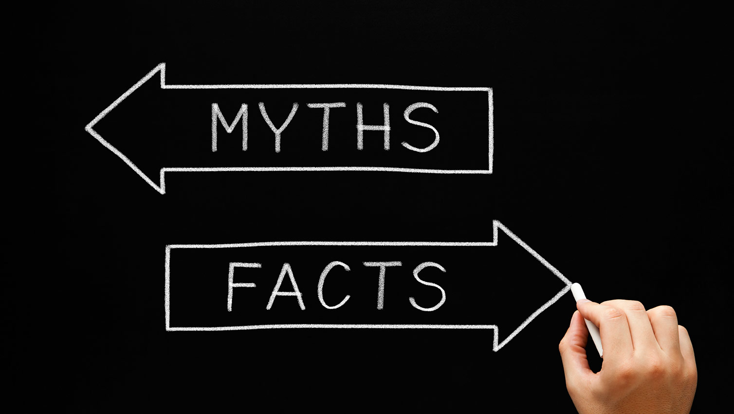 myths and facts about garage doors