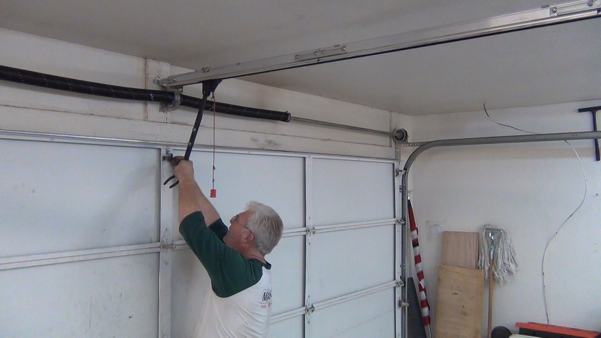 Garage Door Track Bracket garage door installation in nj with competitive installation cost